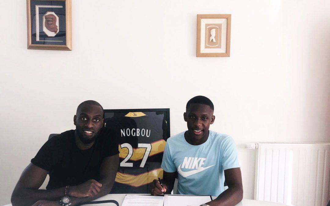 Steevy Nogbou rejoint Sport MGT