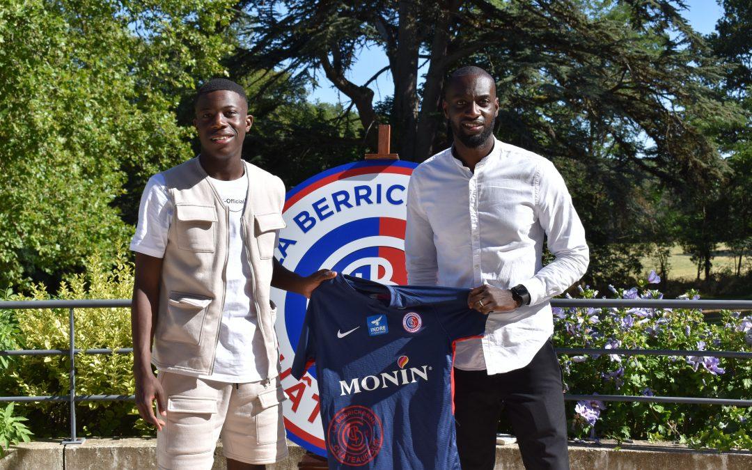 Notre joueur Téo Michel rejoint le LB Châteauroux
