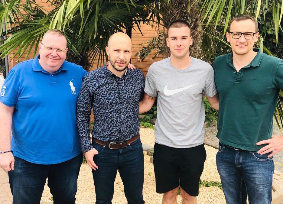Notre joueur Loan Bueche rejoint le FC Bavois | 13.07.2020