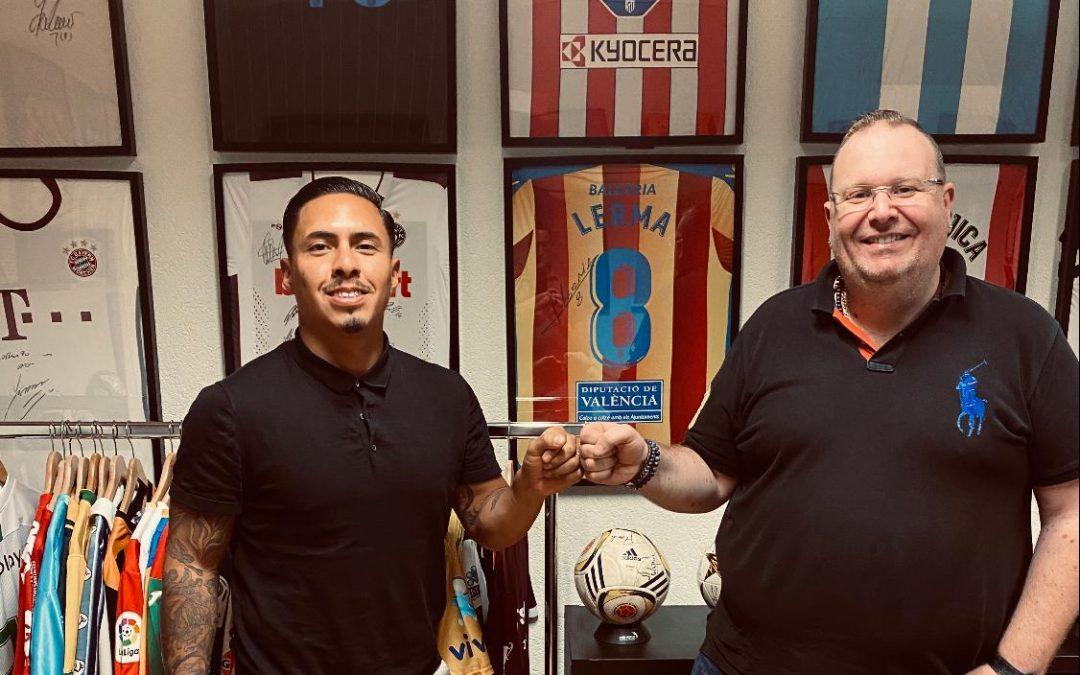 Miguel Di Angello est notre nouveau partenaire | 15.07.2020